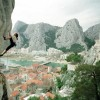 Climbing in Croatia